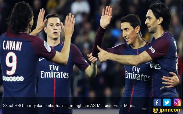 PSG dan Manchester City: Dana Besar Berbuah Trofi - JPNN.COM