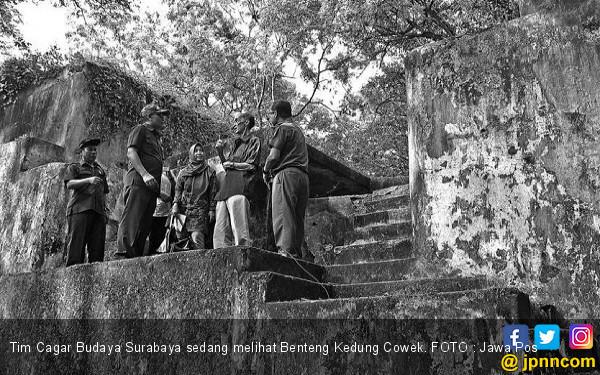 Benteng Kedung Cowek Bakal Disulap jadi Destinasi Wisata - JPNN.COM