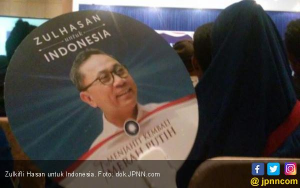 Pilpres 2019: Zulkifli Hasan - Gatot Nurmantyo, Serius nih? - JPNN.COM