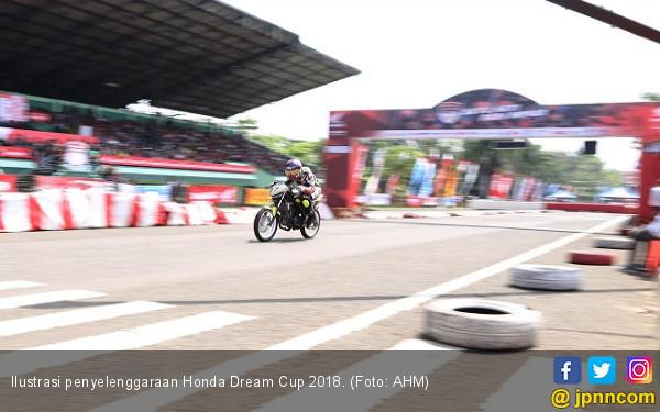 Berikut Jadwal Honda Dream Cup 2018 dan Kota Penyelenggaraan - JPNN.COM