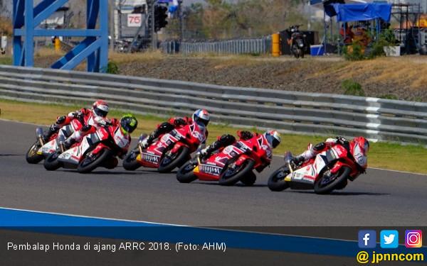 Sirkuit Baru, Target Pembalap Honda Podium di ARRC Australia - JPNN.com