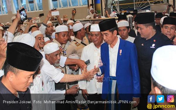 Teror Bom Marak, Elektabilitas Jokowi Bisa Tergerus - JPNN.COM