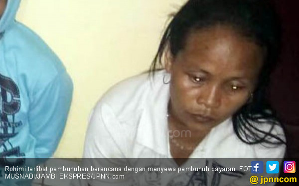 Santet Kelamaan, Sewa Pembunuh Bayaran Habisi Istri (3) - JPNN.com