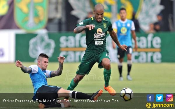 Bali United vs Persebaya: Da Silva Belum Tentu Pilihan Utama - JPNN.COM