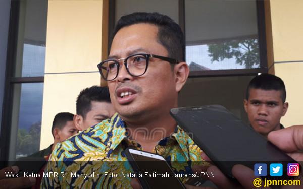 Mahyudin Nilai Pembekuan Sementara Liga 1 2018 Belum Tepat - JPNN.com