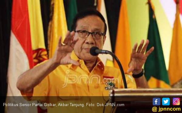 Akbar: Anies Harus Menyelesaikan Tugas Sebagai Gubernur DKI - JPNN.COM