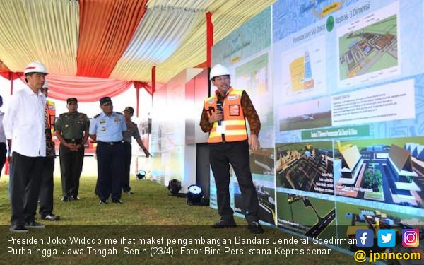 Bandara Jenderal Besar Soedirman Akan Dibuat Lebih Modern - JPNN.com