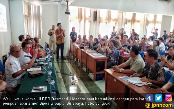 DPR Sebut Bupati Sidoarjo Mirip Marketing Properti Sipoa - JPNN.com