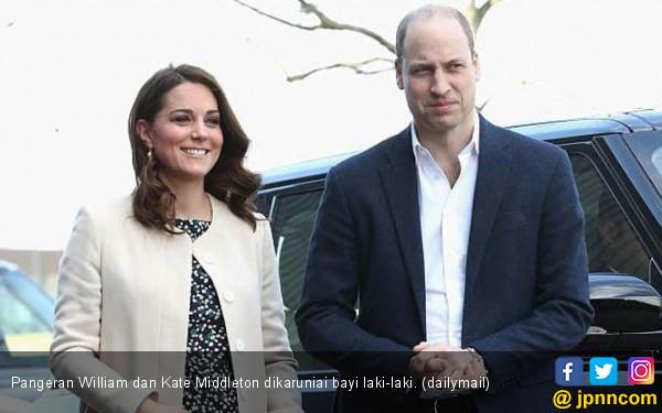 Respons Pangeran William Soal Harry yang Hengkang dari Istana - JPNN.com
