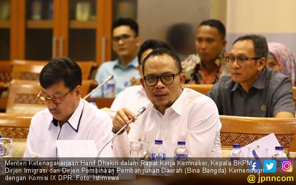 Menaker Ogah Tanggapi Wacana Pansus TKA - JPNN.com
