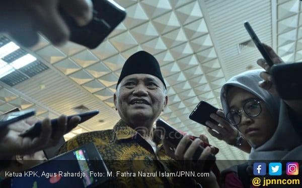 Respons Agus Rahardjo soal 10 Capim KPK di Tangan Presiden - JPNN.com