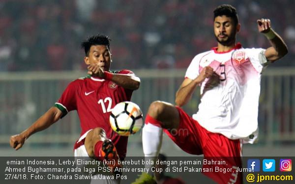 0 Indonesia vs Bahrain 1: Begini Komentar Lerby Eliandri - JPNN.com