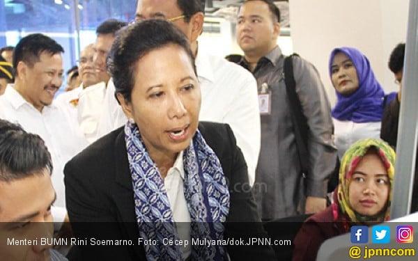 Harga BBM Naik, Jokowi Diminta Segera Copot Menteri BUMN - JPNN.com