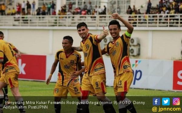 Bali United Vs Mitra Kukar: Satu Poin, Paling Realistis - JPNN.COM