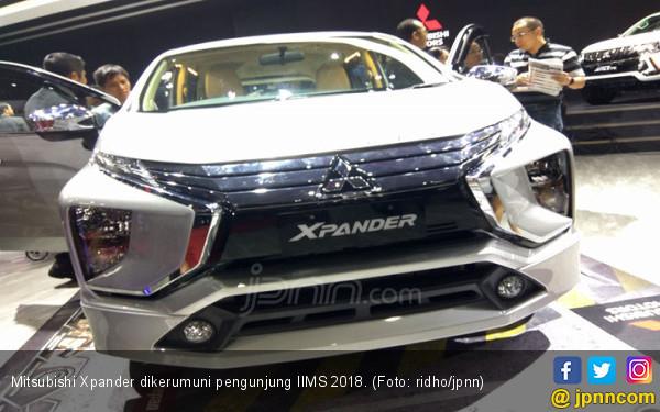 Harga Mitsubishi Xpander Naik, Ada Fitur Baru Lho - JPNN.COM