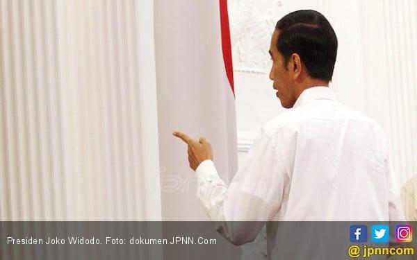 Pernyataan Jokowi di Hadapan Wartawan Istana Jelang Pelantikan Presiden Terpilih - JPNN.com