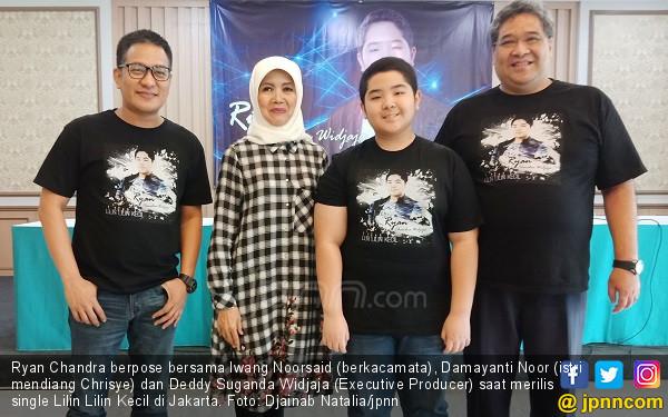 Damayanti Noor Akan Dimakamkan di Samping Pusara Chrisye? - JPNN.com