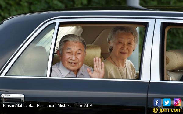 Kaisar Akihito Gelar Perayaan Ultah Terakhir di Istana - JPNN.com