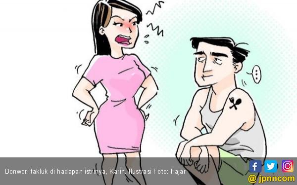 Badan Bertato, Sangar tapi Istri Bilang Dia Pria Loyo - JPNN.COM