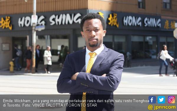 Diskriminasi Kulit Hitam, Resto Tionghoa Didenda Rp 139 Juta - JPNN.com