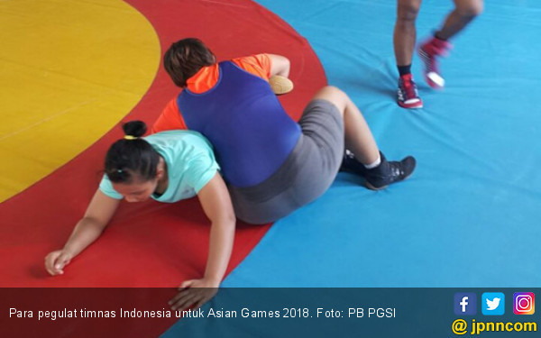 Asian Games 2018: 6 Pegulat Putri Dipulangkan dari Bulgaria - JPNN.COM