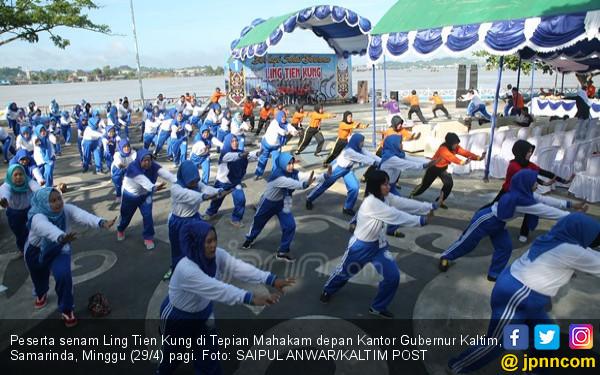 Kaki Lumpuh Sembuh Berkat Jongkok Kocok-Kocok - JPNN.COM