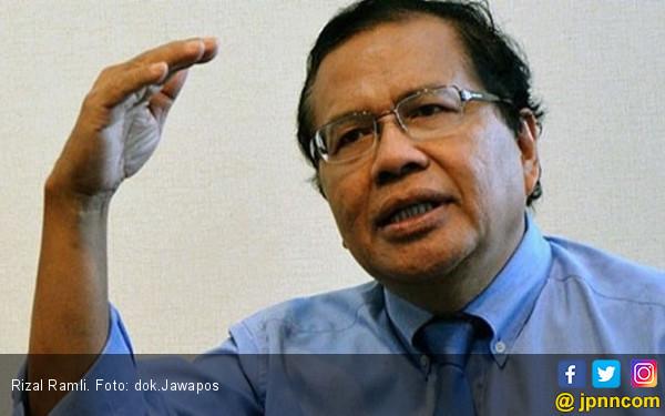 Kali Ini Rizal Ramli Puji Mas Jokowi - JPNN.COM