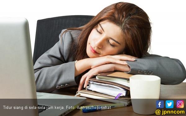 Yuk Asah Kemampuan Otak dengan Tidur Siang - JPNN.COM