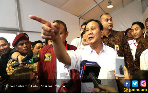 Prabowo tak Setuju RUU jadi Alasan Sulit Lawan Terorisme  - JPNN.COM