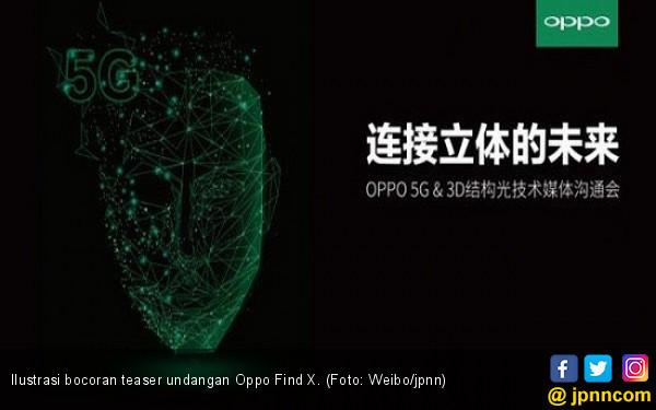 Oppo Find X Menambah Daftar Penjegal iPhone X asal China - JPNN.COM