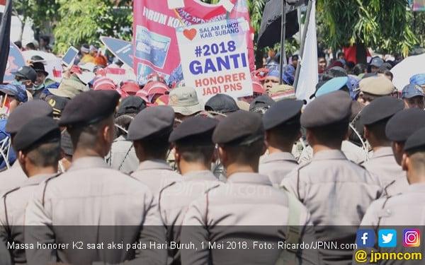 Sisa Harapan Honorer K2 di Tahun Politik, Terus Berjuang! - JPNN.COM