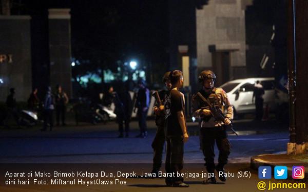 Polri Belum Bisa Bebaskan Sandera di Mako Brimob - JPNN.com