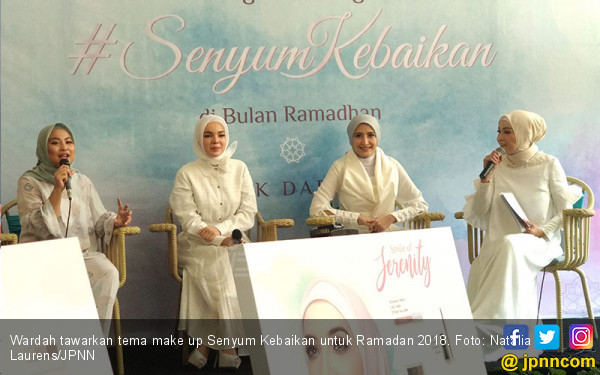 Empat Gaya Make Up Wardah untuk Jaga Cantikmu di Ramadan - JPNN.COM