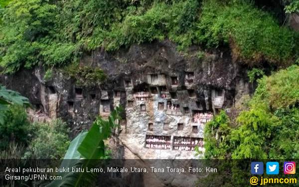 Makam Bukit Batu Lemo, Aroma Mistis Warisan Leluhur - JPNN.COM