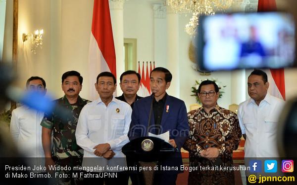 Gagal Berantas Terorisme, Jokowi Terancam Kalah - JPNN.COM