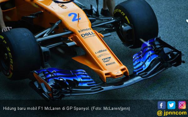 Fernando Alonso Tak Sabar Jajal MCL33 di F1 Monaco - JPNN.com