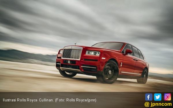 Jadi Model Terlaris, Rolls Royce Ingin Rilis Cullinan Hybrid - JPNN.COM