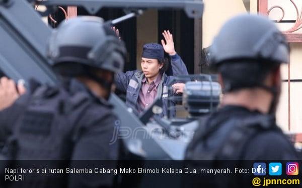 Aksi Teror Marak, Mantan Komandan BAIS Bilang Begini - JPNN.com