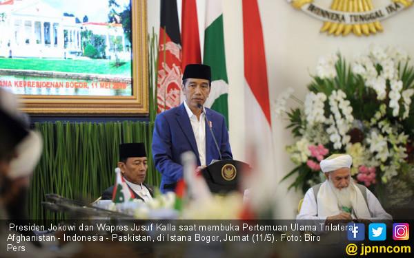 Jokowi: Indonesia Kecam Pemindahan Kedubes AS ke Yerusalem - JPNN.com