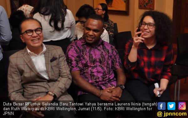 Pesan Dubes Tantowi Yahya bagi Mahasiswa RI di Selandia Baru - JPNN.COM