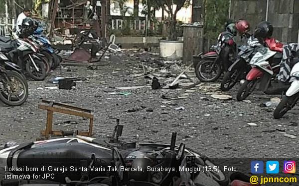 Tujuh Anak Pelaku Bom Surabaya Diserahkan ke Kemensos - JPNN.COM