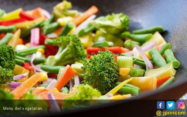Manfaat Diet Vegetarian untuk Jantung - JPNN.COM