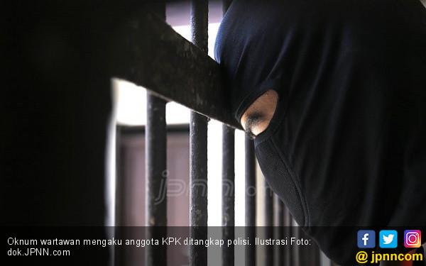 Mengaku Anggota KPK, Oknum Wartawan Dibekuk Polisi - JPNN.COM