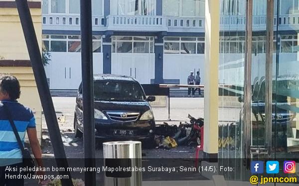 Tri Murtiono Pelaku Bom Mapolrestabes Ternyata Takut Mati - JPNN.COM