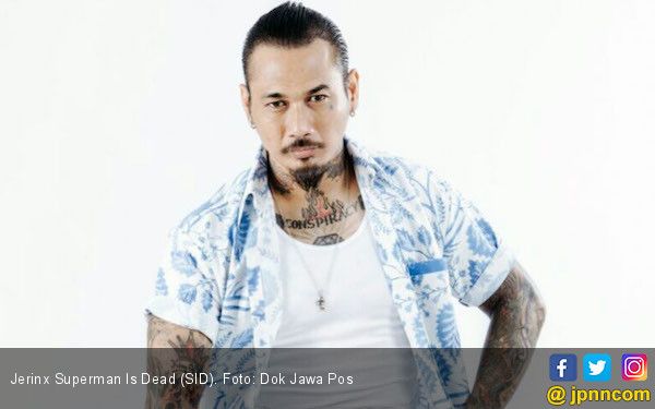 Nyinyir Soal Penusukan Wiranto, Jerinx SID Dilaporkan ke Polisi - JPNN.com
