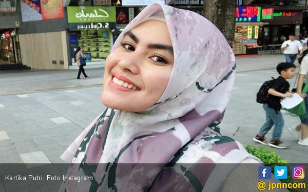 Curhat Kartika Putri Memasuki 4 Bulan Masa Kehamilan - JPNN.com
