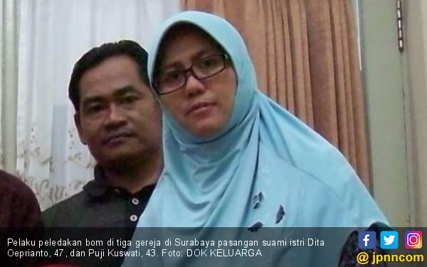 Inilah Kalimat Singkat dari Mulut Ibunya Dita Oepriarto - JPNN.COM