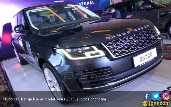 Harga Range Rove 2018 Ejawantahkan Kemewahan Tinggi - JPNN.com