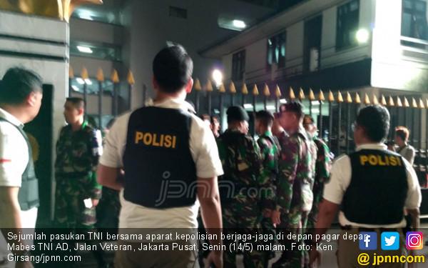 Setelah Dicek, Isi Tas Penabrak Mabes TNI AD itu Ternyata.. - JPNN.COM