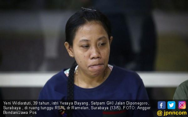 Detik-detik Menegangkan Yesaya Pegang Perempuan Pembawa Bom - JPNN.COM